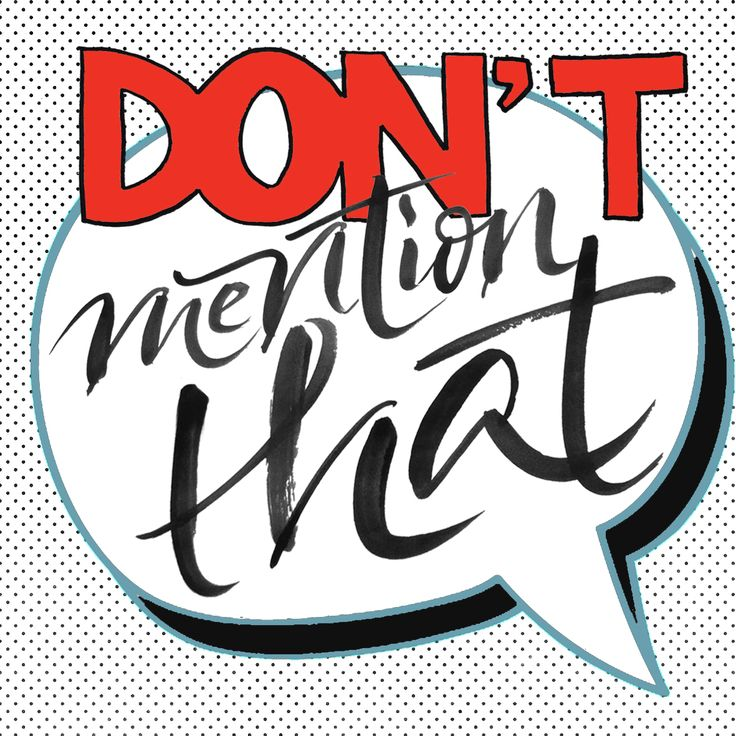 "Hand letters for challende #learnenglishandwrite  ""Don't mention that"""