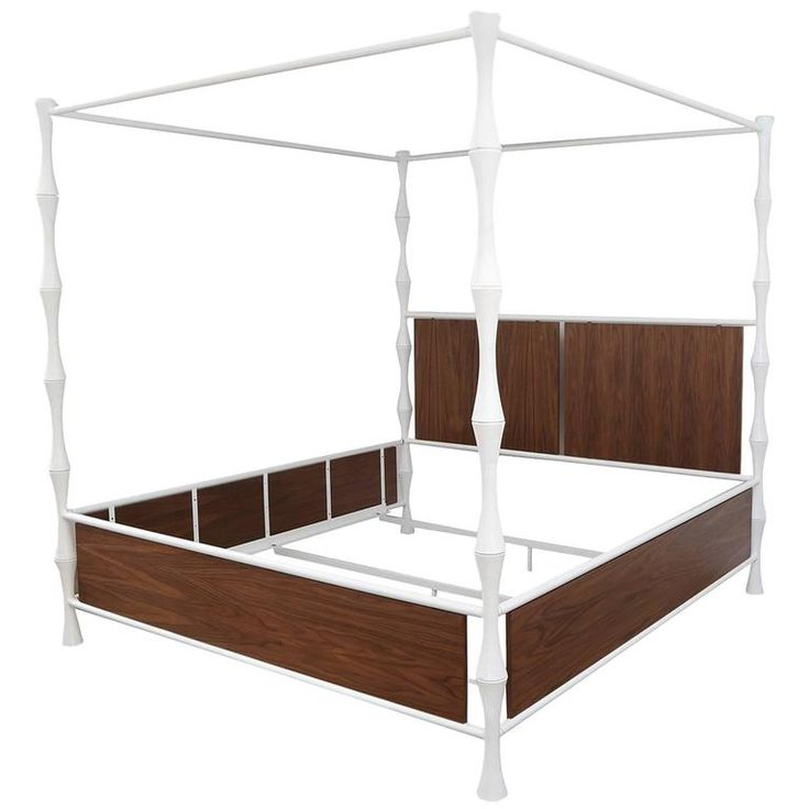 Custom Cast Aluminium and Walnut King Bed  Modern Bedroom FurnitureModern. 25  best ideas about Unique Bedroom Furniture on Pinterest   West