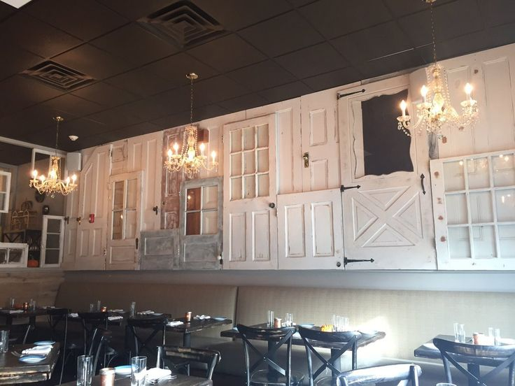 Morristown (NJ) United States  city photos gallery : South Pine American Eatery Morristown, NJ, United States. Really ...