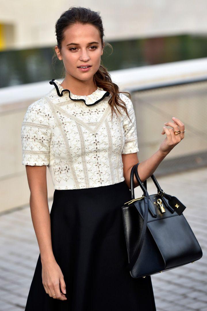 El estilo de Alicia Vikander http://stylelovely.com/celebrity/el-estilo-de-alicia-vikander/