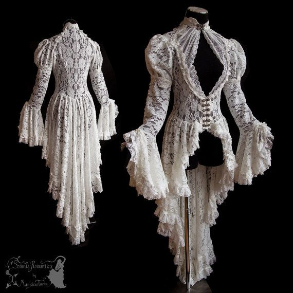 Hey, I found this really awesome Etsy listing at https://www.etsy.com/listing/499511135/waistcoat-victorian-inspired-ivory-off