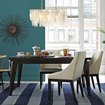 windsor chairs angledleg expandable table westelm