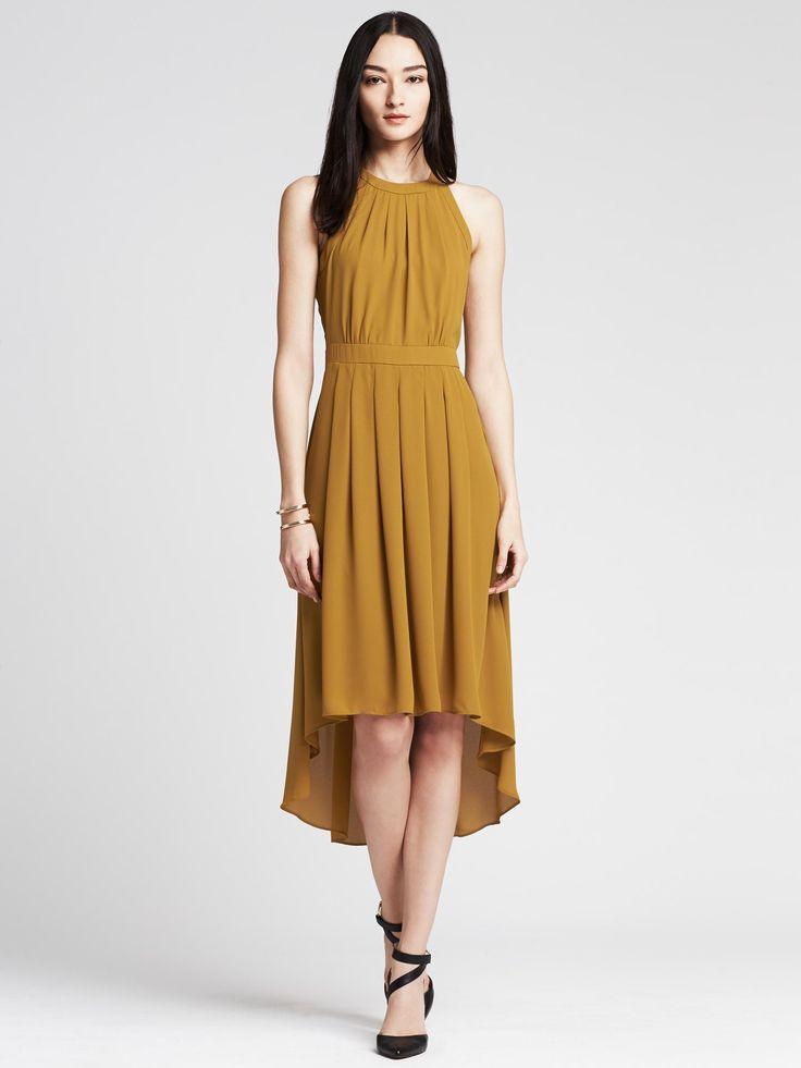 Banana Republic - Heritage Arkası Uzun Elbise ürün no: 2733059 @ Brand-Store.com