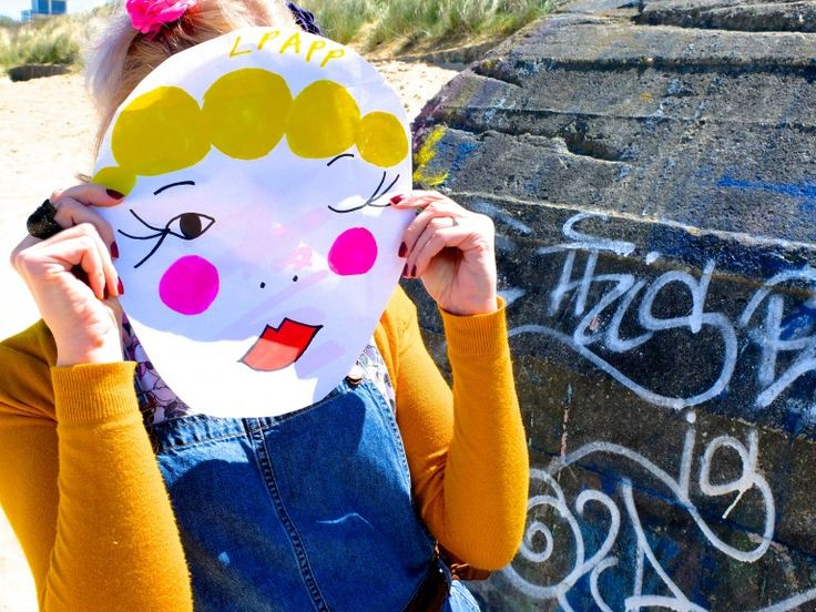 challenge photo: jaune et street art 1/2