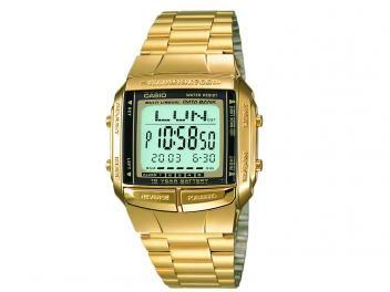 Relógio Masculino Casio DB-360G-9ADF - Digital Resistente á Água com Calendário