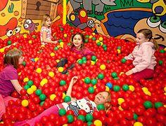 Having fun at Helsinki Playground. Photo: Leikkiluola/Helsinki Playground