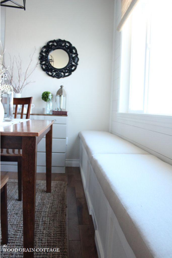 Best Breakfast Nook Cushions Ideas On Pinterest Corner Nook - Breakfast nook cushion set olive bench padding kitchen table dinette