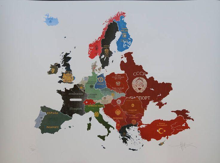 Europe 1960s - Cold War, Yanko Tihov