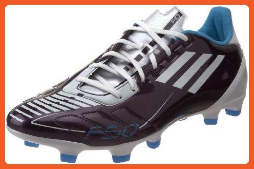 adidas Women's F10 TRX FG Soccer Shoe,Deepest Purple/White/Fresh Splash,5 M US - Athletic shoes for women (*Amazon Partner-Link)