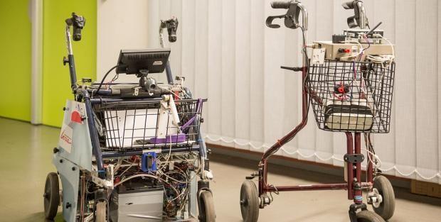 La robotique investit la « silver économie »