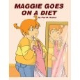 Amazon's future addition will be 'Maggie Goes on a Diet' by Paul Kramer, released October 2011. For ages 6 and up, it address the issue of 14 year old Maggie who is transformed from overweight and insecure to 'a normal sized girl who becomes the school soccer star. Through time, exercise and hard work, Maggie becomes more and more confident and develops a positive self image.' From what I am reading, it appears that 6 year olds reading this who might feel slightly isolated will believe all…