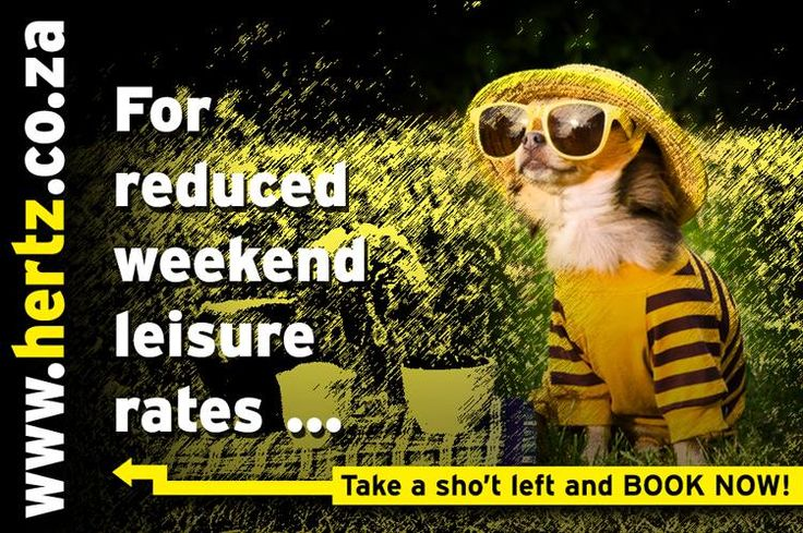 Spring is almost here and it's time to pack the car and head for nature's great displays in the Western and Northern Cape. Take advantage of our stunning Reduced Weekend Leisure rates and treat that special someone to something different! https://www.hertz.co.za/