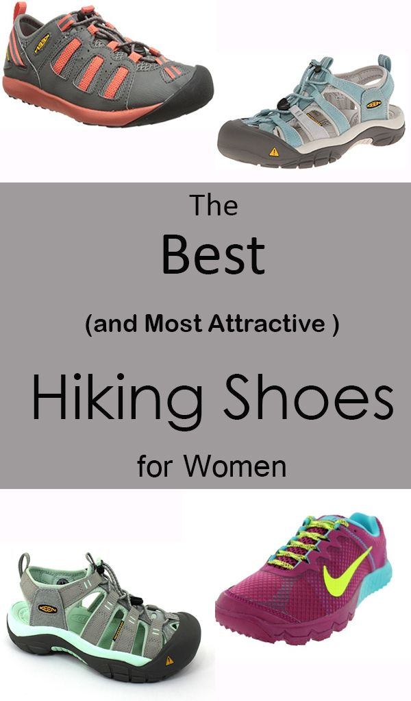It's hiking season! Here are some great hiking shoes for women #hiking #travel #shoes