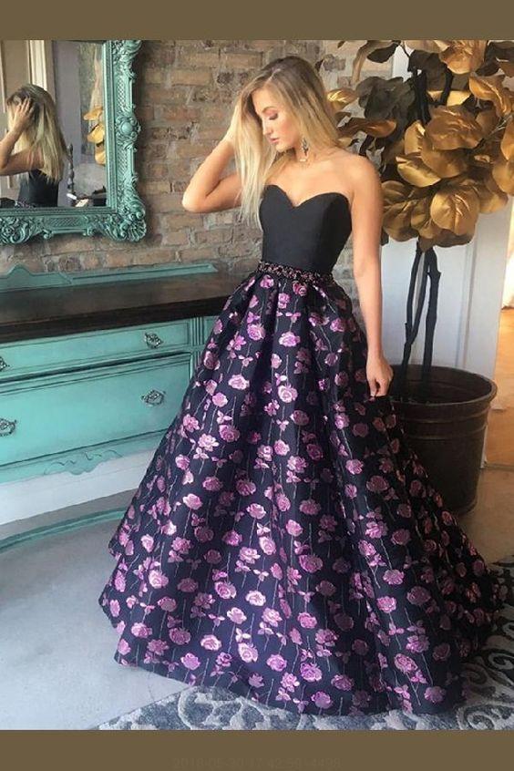 f70a327d73c Chic A-line Prom Dresses