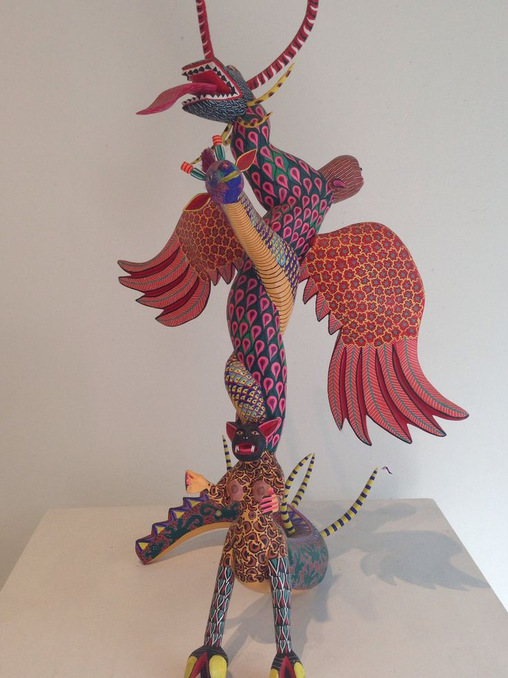 212 best alebrijes images on pinterest mexican folk art for Oaxaca mexico arts and crafts