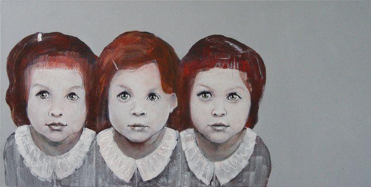 Rood haar, groene ogen (2011)
