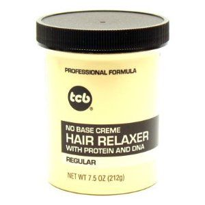 TCB Hair Relaxer 7.5 oz. Regular Jar by TCB. $2.49
