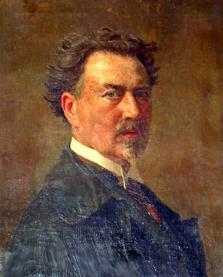 Max Švabinský was a Czech painter, draughtsman, graphic artist, and professor in Academy of Graphic Arts in Prague