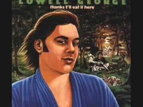 Lowell George - Twenty Million Things - YouTube