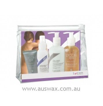 Lycon POST WAXING CARE PACK