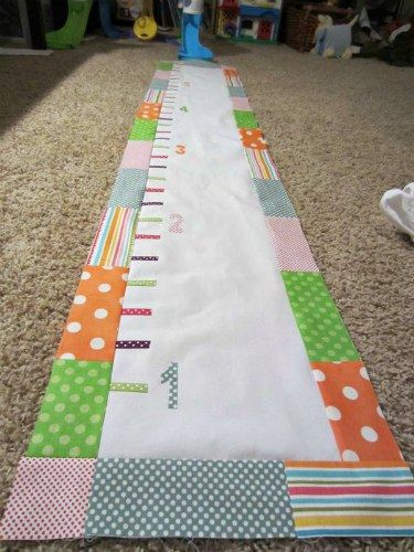 finished top of growth chart