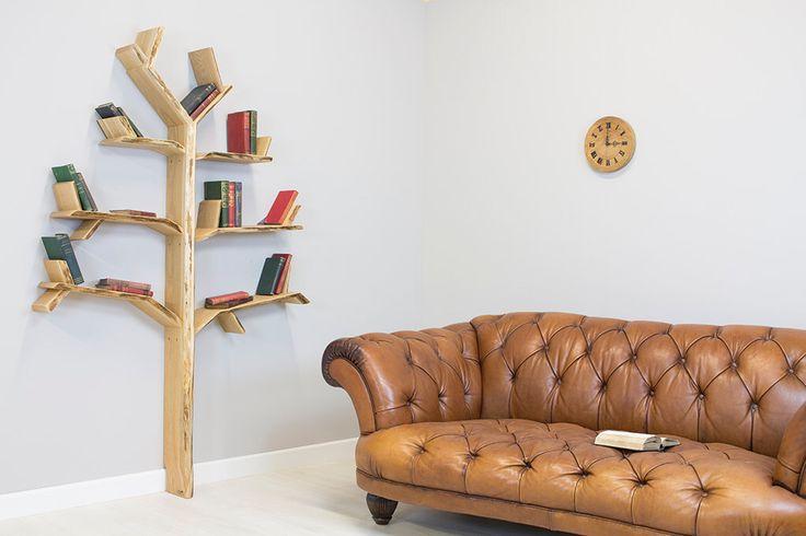 L'arbre chêne plateau 1,8 m de hauteur de 1,2 m de large - fabriqués sur commande en cinq finitions de chêne massif par BespOakInteriors sur Etsy https://www.etsy.com/fr/listing/207410266/larbre-chene-plateau-18-m-de-hauteur-de