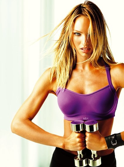 I ♥ VSX | Fitness, Fitness motivation, Victoria secret workout