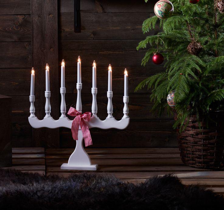 Lovely candlestick Svaneholm!