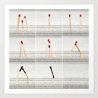 Love Story Art Print by marialivia16 - $14.04