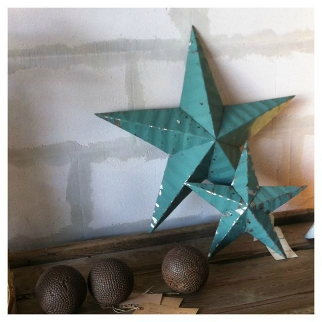 Home Made Modern Craft Of The Week 2 Rustic Christmas Stars: 203 Best Decorating With Stars Images On Pinterest
