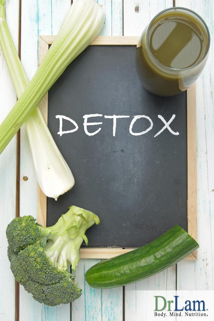 The Startling Truth About Your Liver Detox Symptoms and Adrenal Fatigue