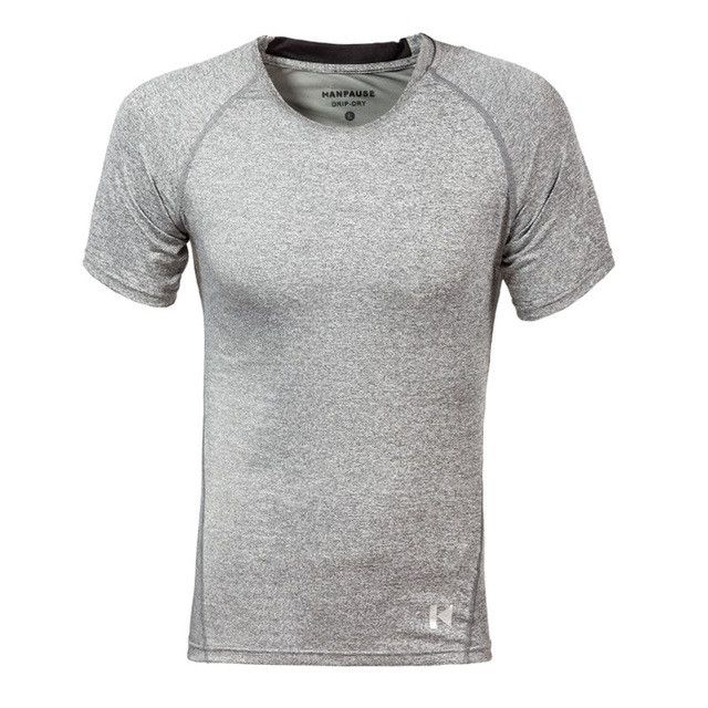 New Arrival Men's Compression Tights Running T-shirts Short Sleeve Training T-shirt Fitness Sportswear