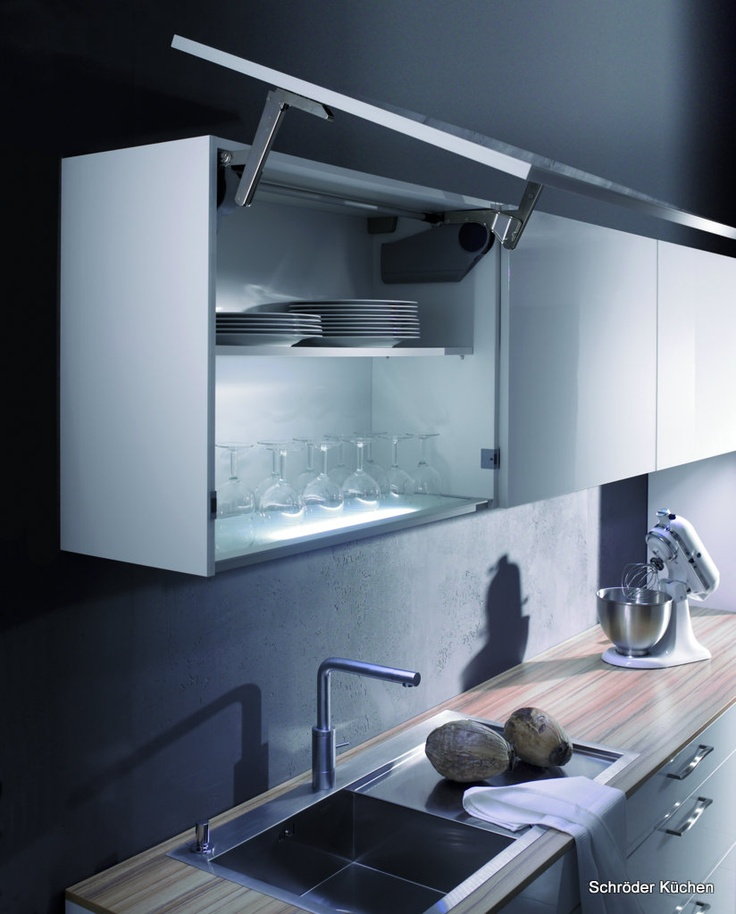 31 best kitchens drawers storage images on pinterest for Amortisseur de porte de cuisine