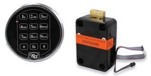 Sargent and Greenleaf 6123-303 Electornic Safe Lock w/ Standard Square Bolt