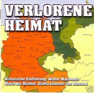 Verlorene Heimat - Ostpreussen, Pommern & Schlesien in Gedichten