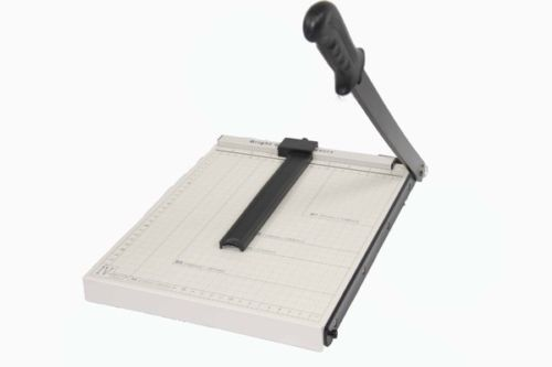 A4 Size Heavy Duty Paper Cutter Guillotine Trimmer, $11.99 from careyou.com.au