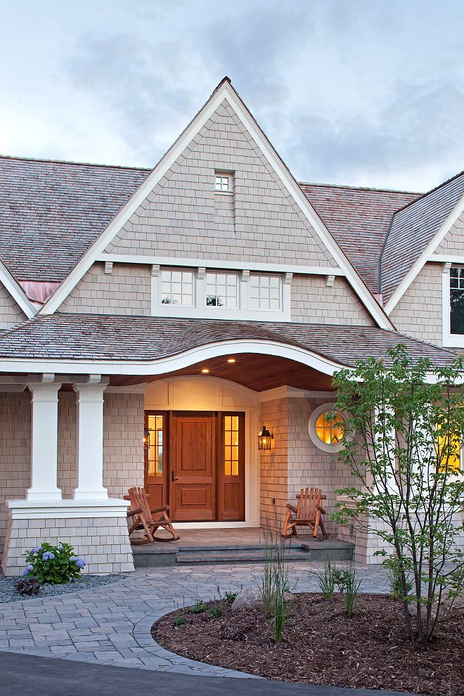 17 best images about dream homes on pinterest exterior for Shingle style cottage