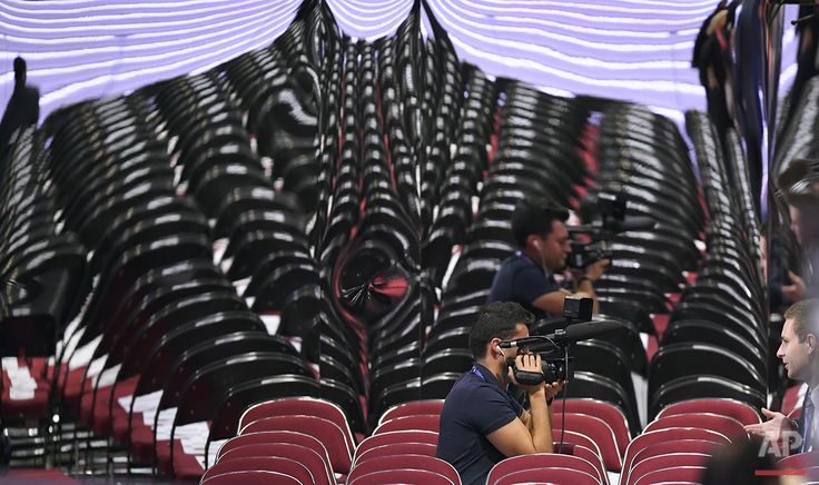 Four takes on the US and UK political scenes.  Featured image of the GOP 2016 Convention: AP Photo/Mark J. Terrill (https://blog.apimages.com/2016/07/20/july-20-2016/)