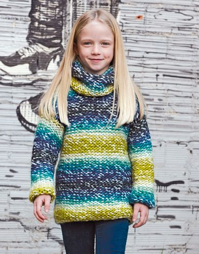 Revista Niños 71 Otoño / Invierno | 33: Niños Jersey | Azul-Pistacho-Verde