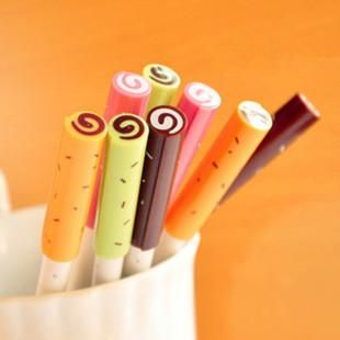 1 Pics Korean Gel Pens Pen Cute Kawaii Japanese School Supplies Stationery