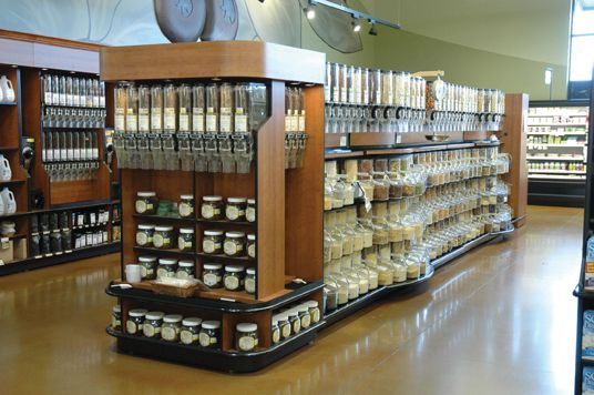 A Natural Fit – Martek Food Systems Creates Profitable Bulk Dispensing Opportunity for Organic and Health Food Shops « Food and Drink News