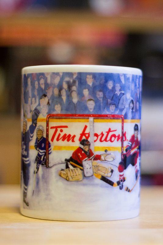 Tim Hortons Mug #002