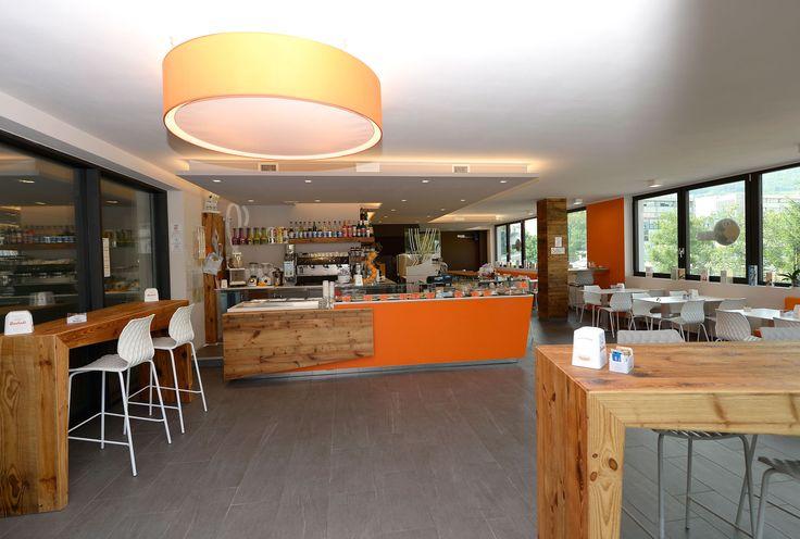 Arredo bar caffetteria gelateria L'Incontro Cles