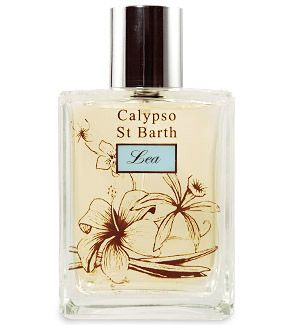 """Lea by Calypso St. Barth - """"Pillowy soft, dreamy and almost impossible to find, we can't get enough of this scent. Like baby powder for adults-- comfy, cozy, but sexy as all get out. It invites nuzzling. It's also a perfect scent to wear just to make yourself feel happy and warm on a rainy day. Really, we could go on and on about Lea, we love wearing this!..."""""""