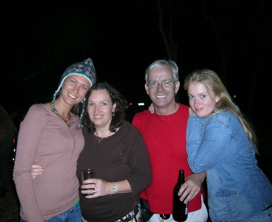 Cindy, Kathy, Jim and Erin