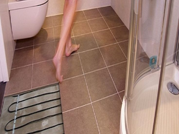 In Floor Heating For Ceramic Tile ~ http://lanewstalk.com/the-heated-tile-floor-project-preparation/