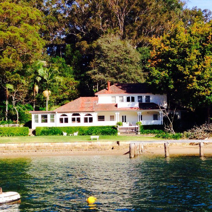 Lovett Bay on Pittwater