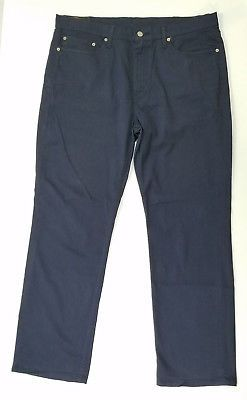 Levi's 541 Big Tall Pants Straight Athletic Fit Jeans Pants Stretch 38x32