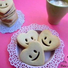 Cuori sorridenti per S. Valentino