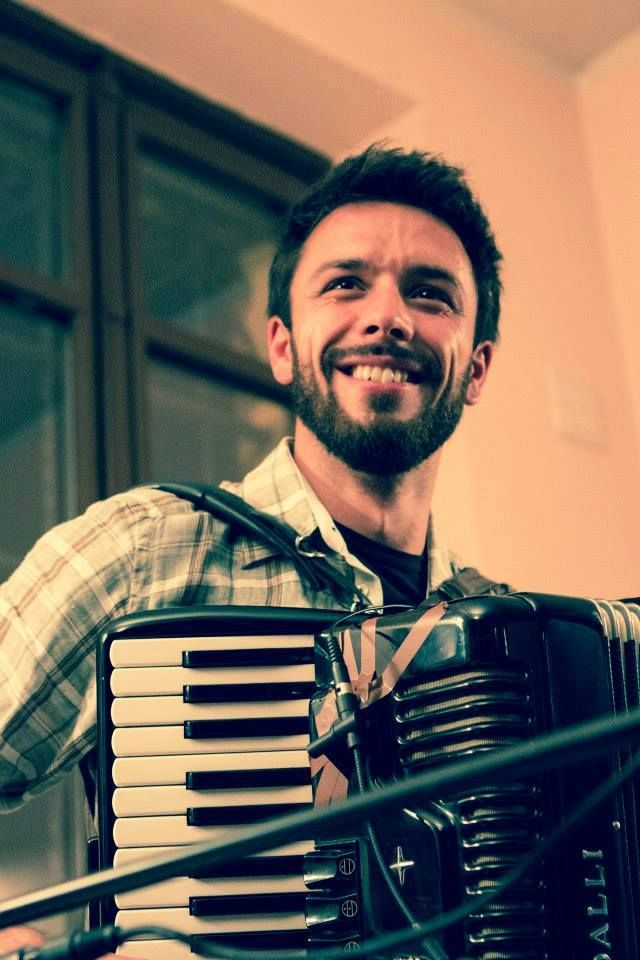 Mauri: keyboards, accordian, voice